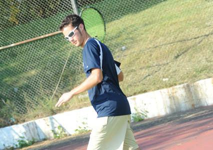 Boys' tennis face long-standing champs Munster Mustangs in sectionals