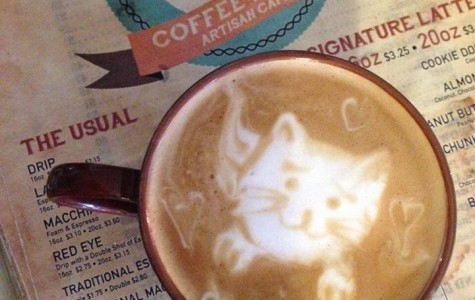 New coffee shop brings good food, great coffee, and art to Highland
