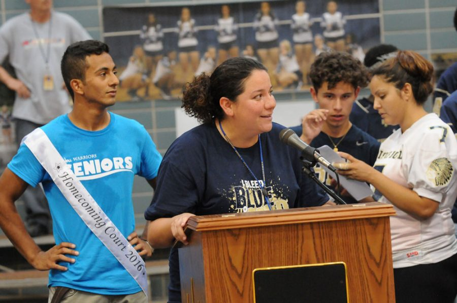 New principal strives to set example for 21st-century Noll community