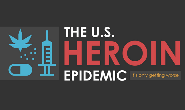 Heroin epidemic surges among young people
