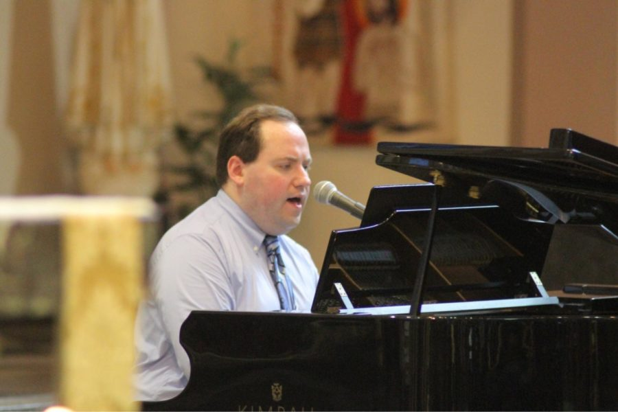 Longtime choir director, David Herr, to leave at semester's end