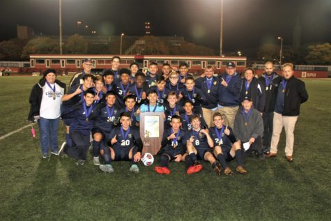 Daniel Salazar showcased his talent at Espanyol's soccer program