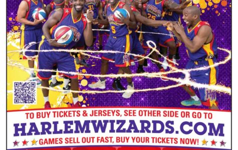 Harlem Wizards to play at Bishop Noll in February