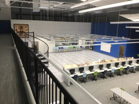 Student Grand Opening of STREAM Lab on Nov. 19