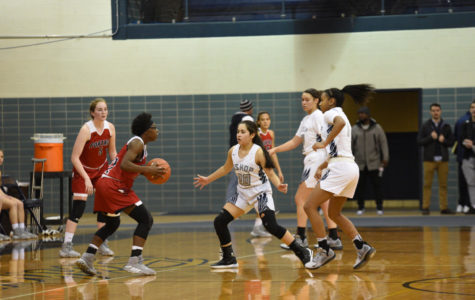 Young blood: Girls basketball team shows strength in underclassmen