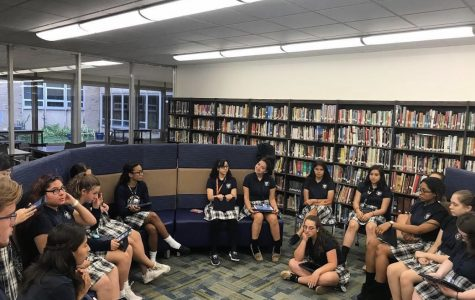 Bishop Noll's women's empowerment club uplifts young females