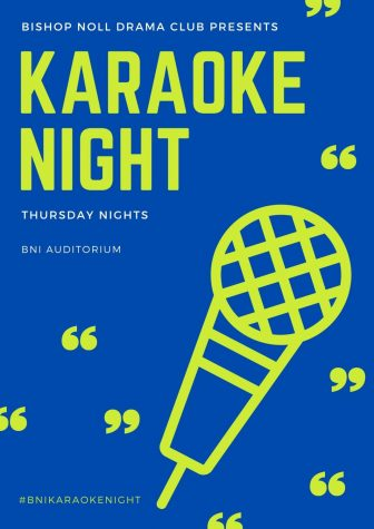 Drama Club hosts Karaoke Thursdays