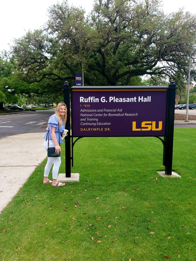 2019 BNI alum to play softball at LSU